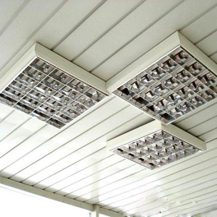 LED profesionalna i kancelarijska rasvjeta
