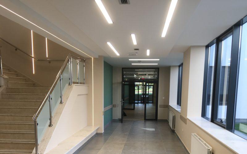 Bolnica Kasindo hodnik