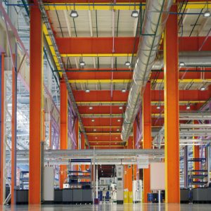 Commercial and industrial suspensions